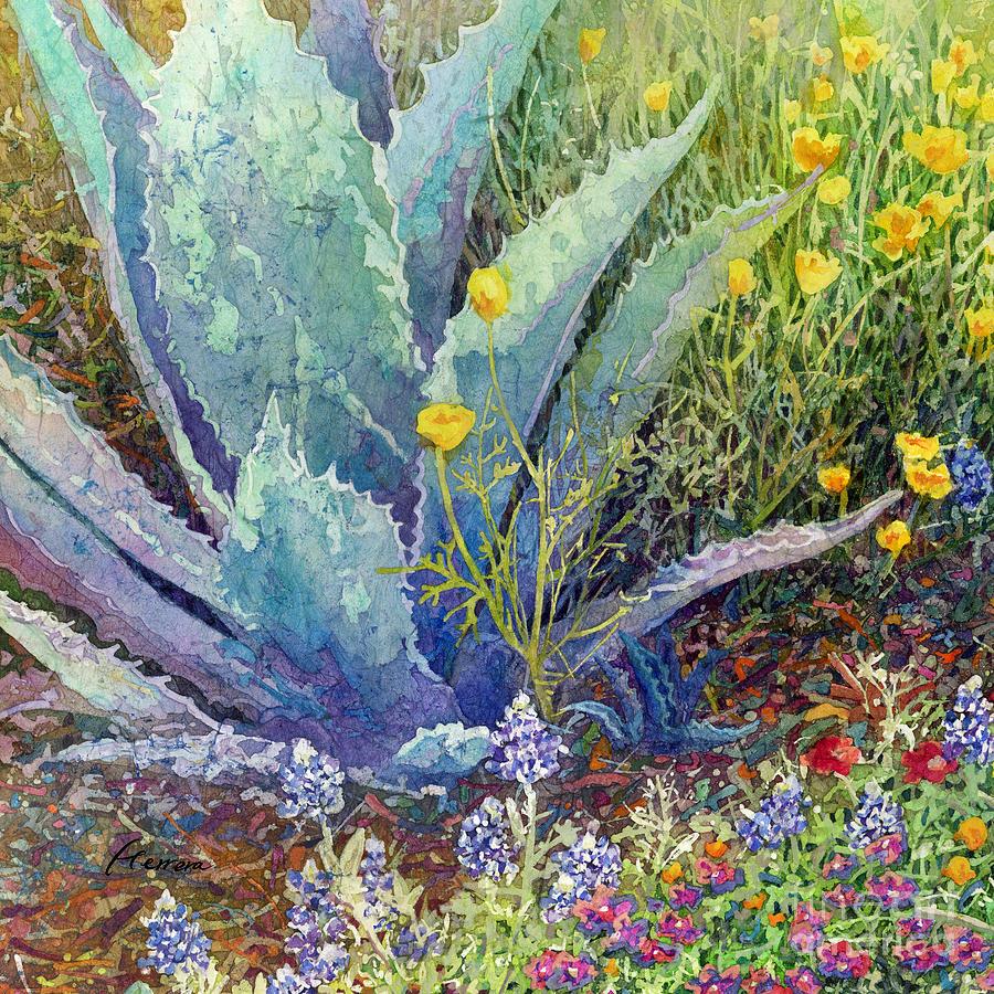 Gardeners Delight Painting