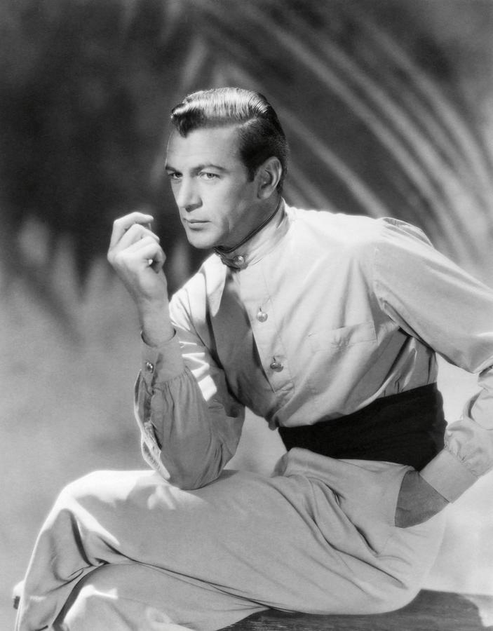 Image result for gary cooper in beau geste