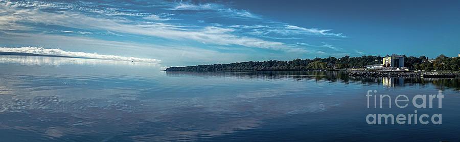 Geneva Waterfront by William Norton