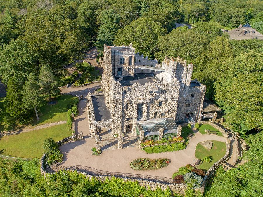 Gillett Castle by Michael Hughes