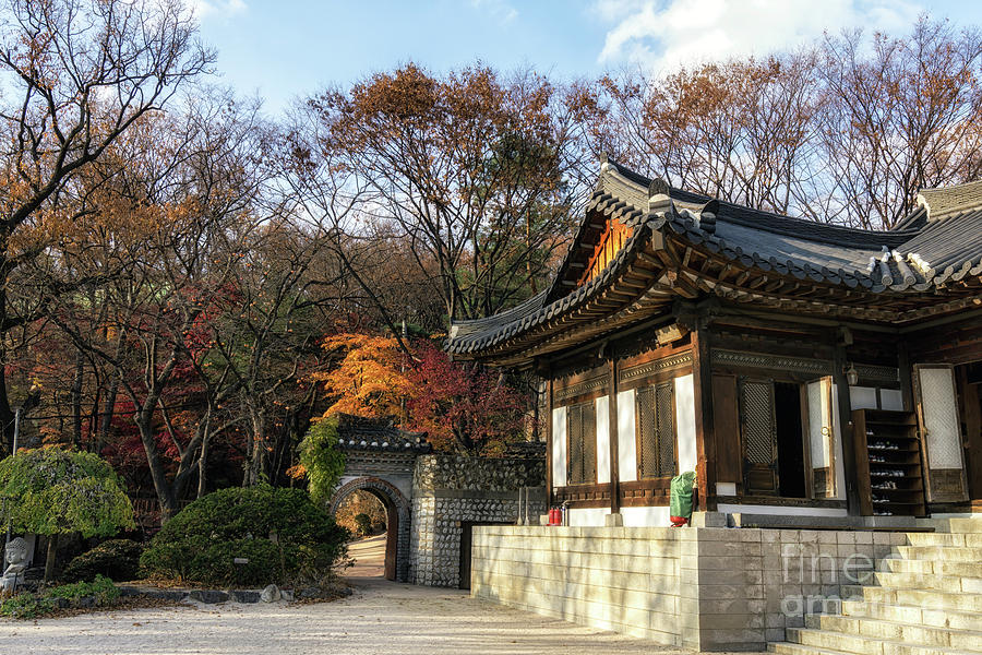 Hasil gambar untuk Gilsangsa Temple autumn