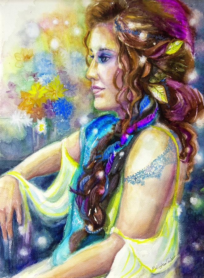 Goddess by Patricia Allingham Carlson