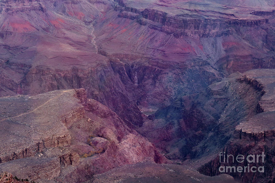 Grand Canyon Photograph - Gorge by Mary Mikawoz