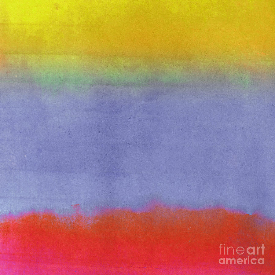 Gradients Painting - Gradients II by Mindy Sommers