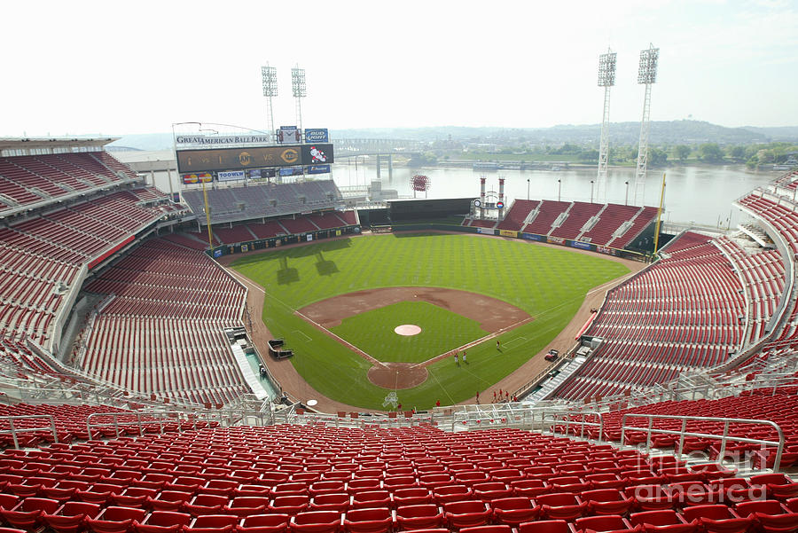 Great American Ball Park Photograph by Andy Lyons