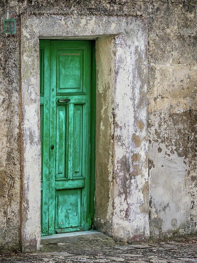 Green Door 2 by Robin Zygelman