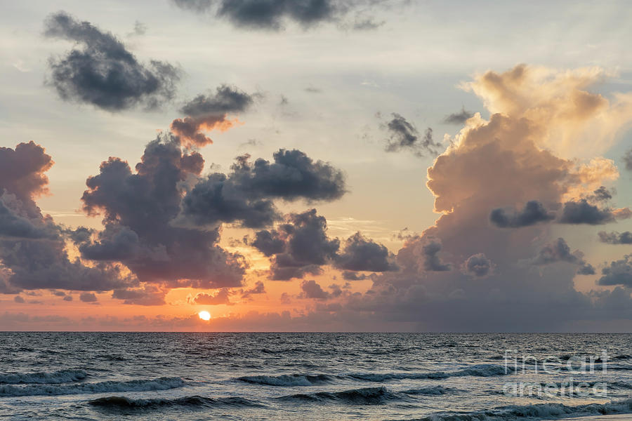 Gulf Coast Sunset by Brian Jannsen
