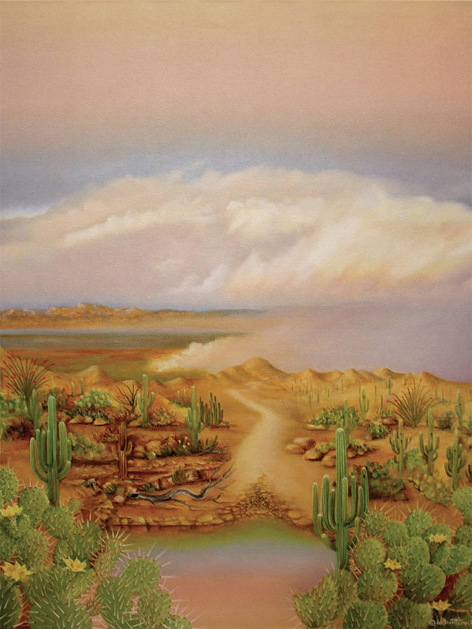 Haboob by William T Templeton