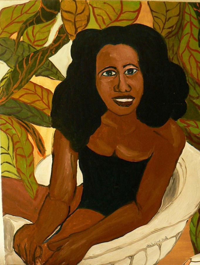 Haitian Dreams by Delorys Tyson
