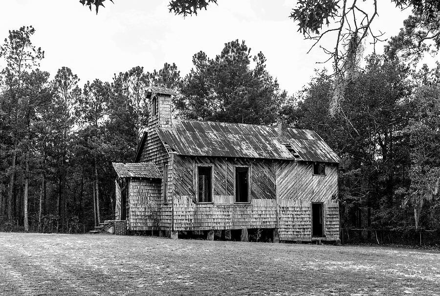 Halfway creek church by Bill Hosford