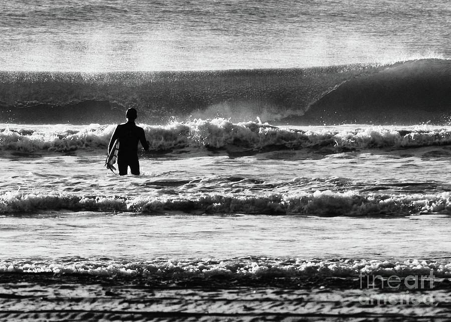 His Wave by Joseph Perno