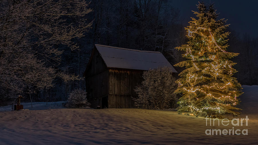 Holiday Season in Vermont by New England Photography