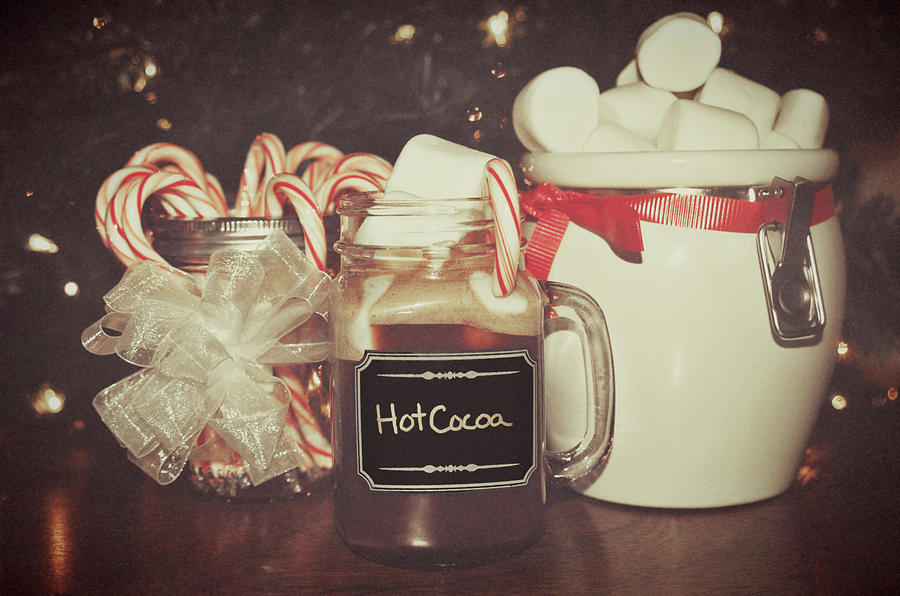 Holiday Photograph - Holiday Sweet Treats by Kali Wilson