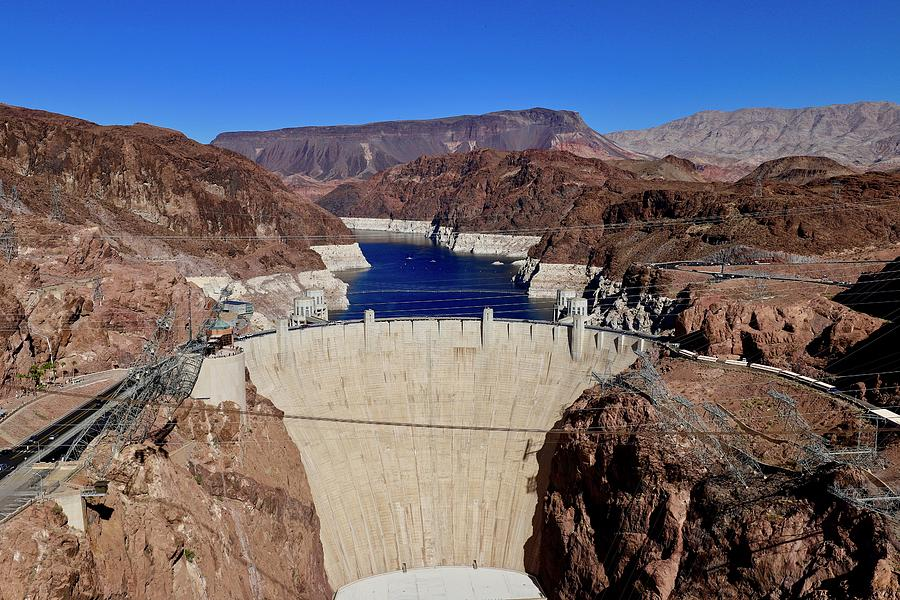 Hoover Dam by Maria Jansson