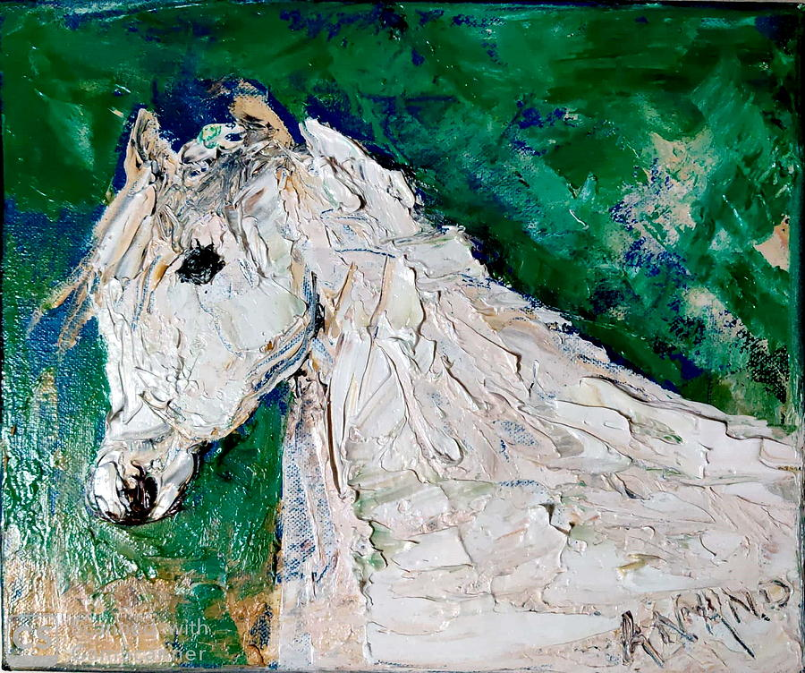 HORSE-4 by Anand Swaroop Manchiraju