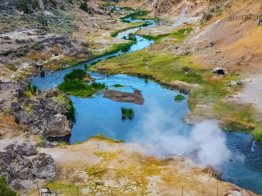Hot Creek by Joe Kopp
