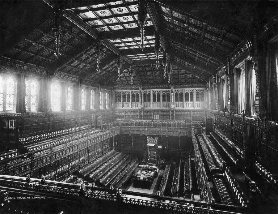 House Of Commons Photograph by London Stereoscopic Company