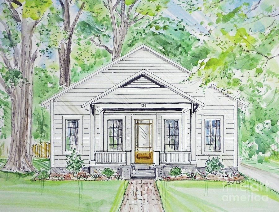 House Rendering sample 46 by Lizi Beard-Ward