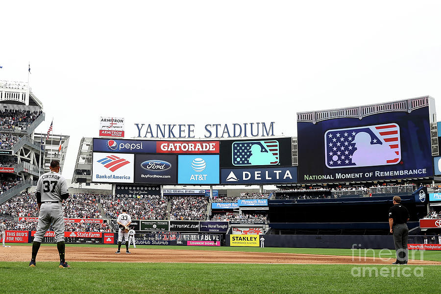 Houston Astros V New York Yankees Photograph by Elsa