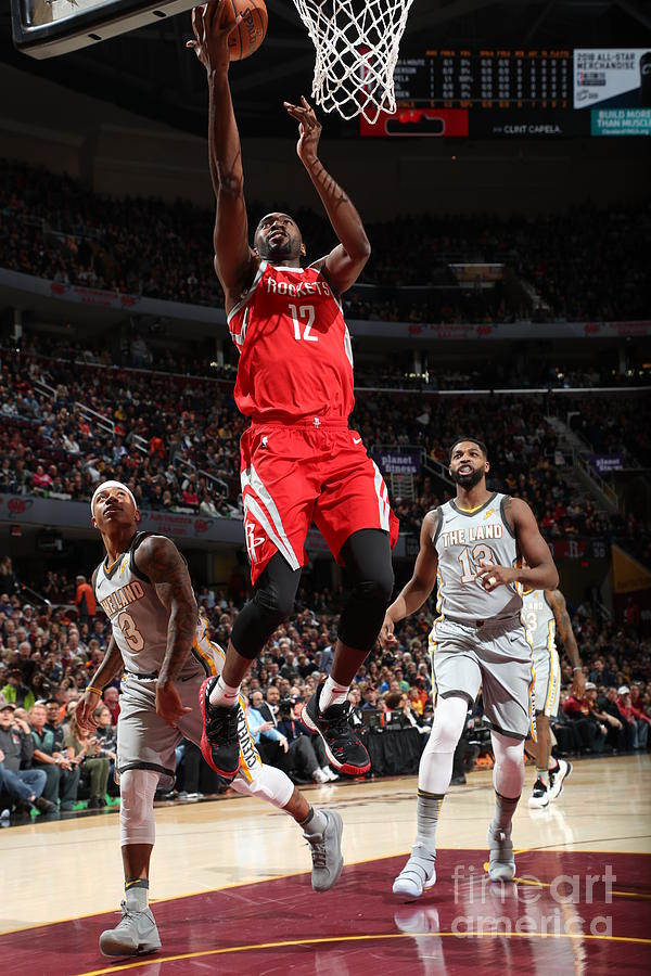 Houston Rockets V Cleveland Cavaliers Photograph by Joe Murphy