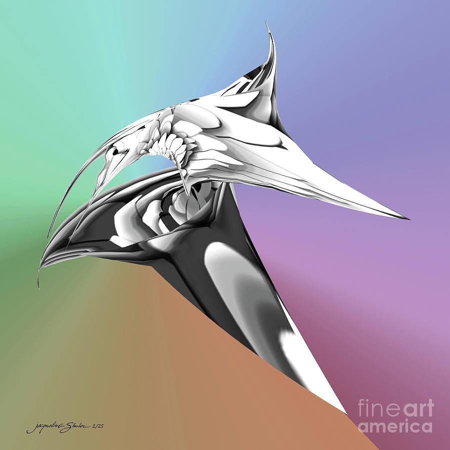 Hummingbird by Jacqueline Shuler