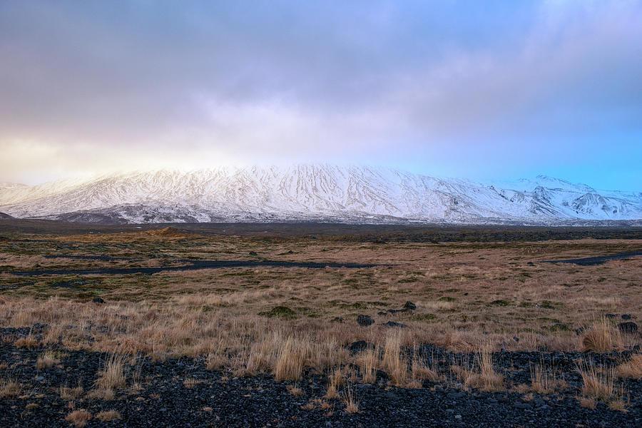 Icelandic landscape by Dubi Roman