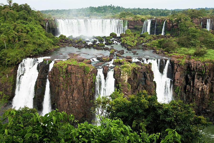 Iguazu Falls, Argentina, Brazil Photograph by Original Photography