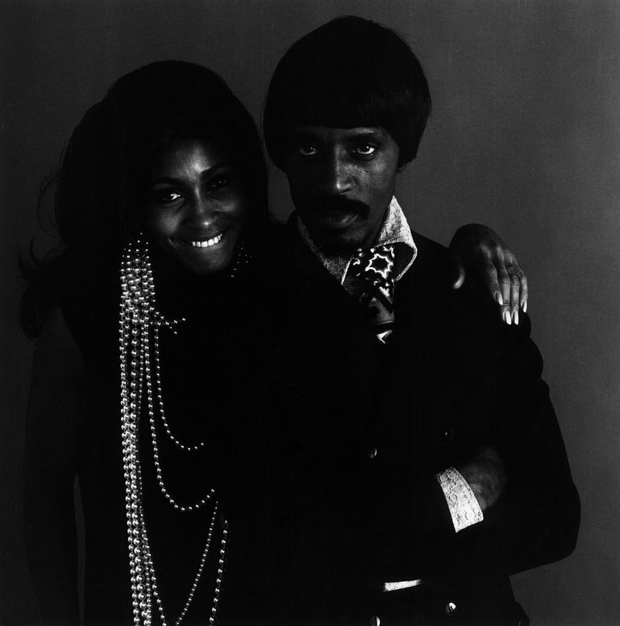 Ike And Tina Turner Photograph by Jack Robinson