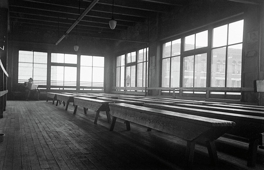 Ila Dispatch Hall, Tacoma, Washington Photograph by John Florea