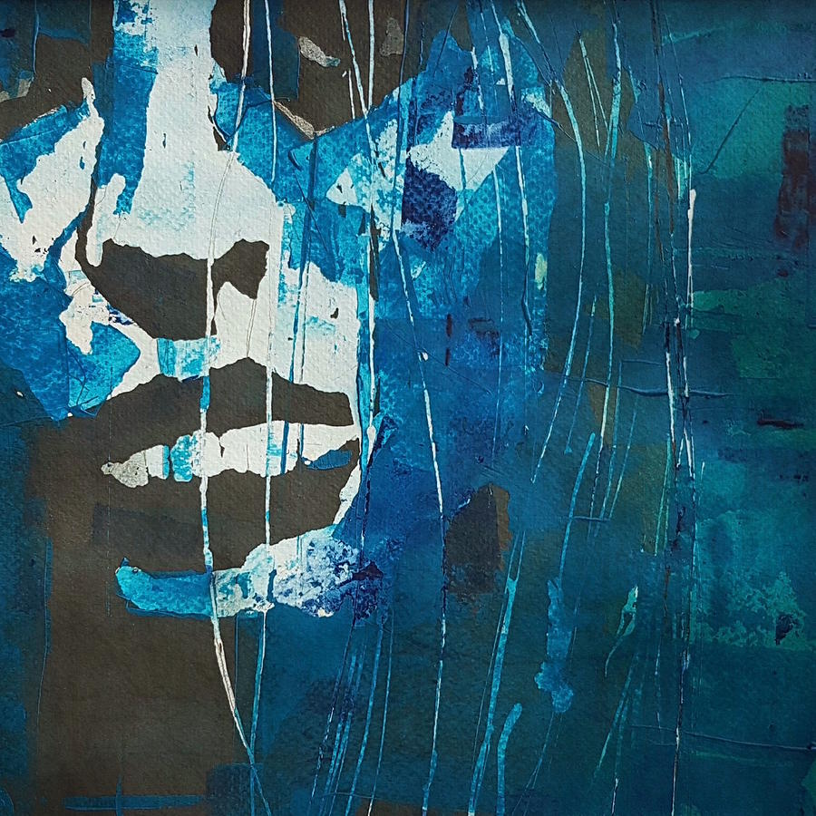 Women Painting - Ill Never Fall In Love Again  by Paul Lovering