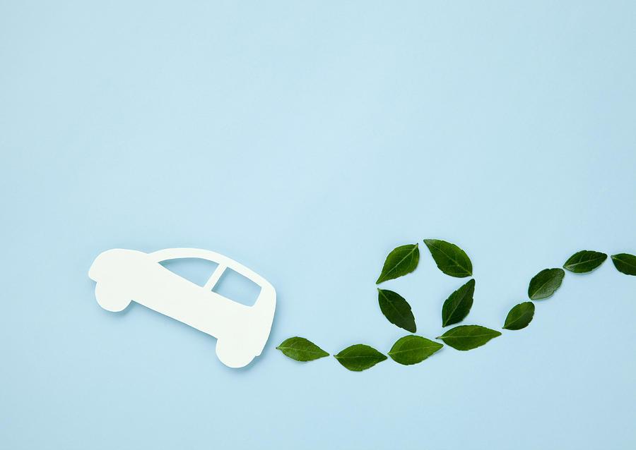 Image Of Eco Car Photograph by Imagenavi