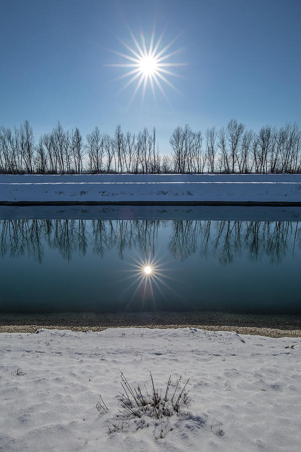 Impression Of Reflection Photograph