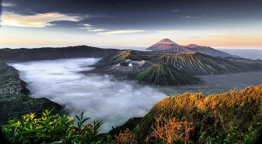 Indonesia Mount Bromo Photograph by Frederic Huber Photography