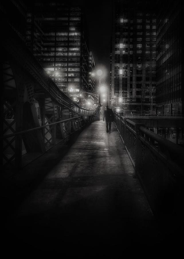 Into The Night by Tony HUTSON