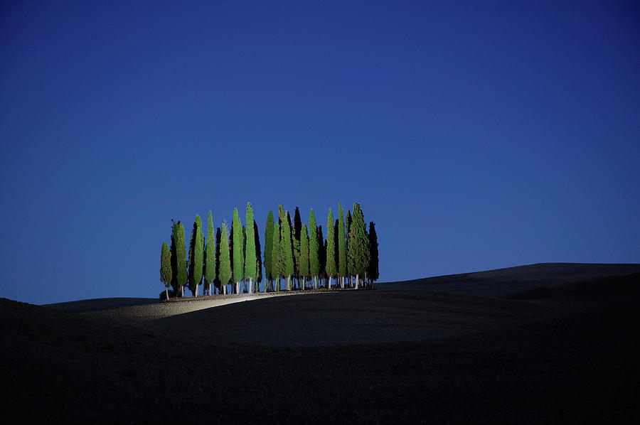 Italy, Toscana, San Quirico Dorcia Photograph by Roine Magnusson
