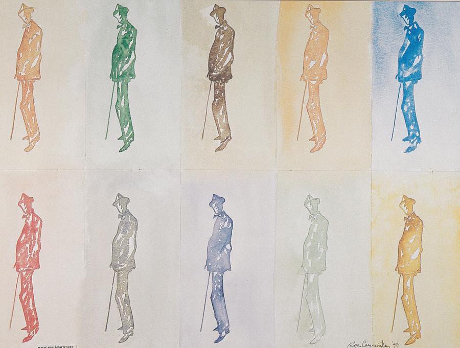 James Joyce the Pluralist, Paris by Roger Cummiskey