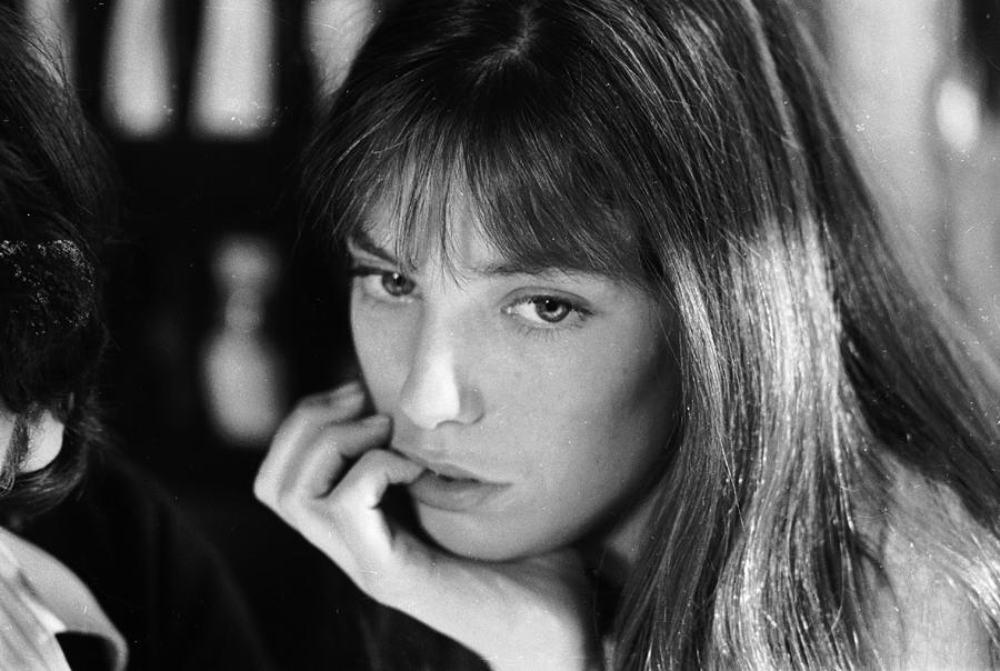Jane Birkin Photograph by Keystone