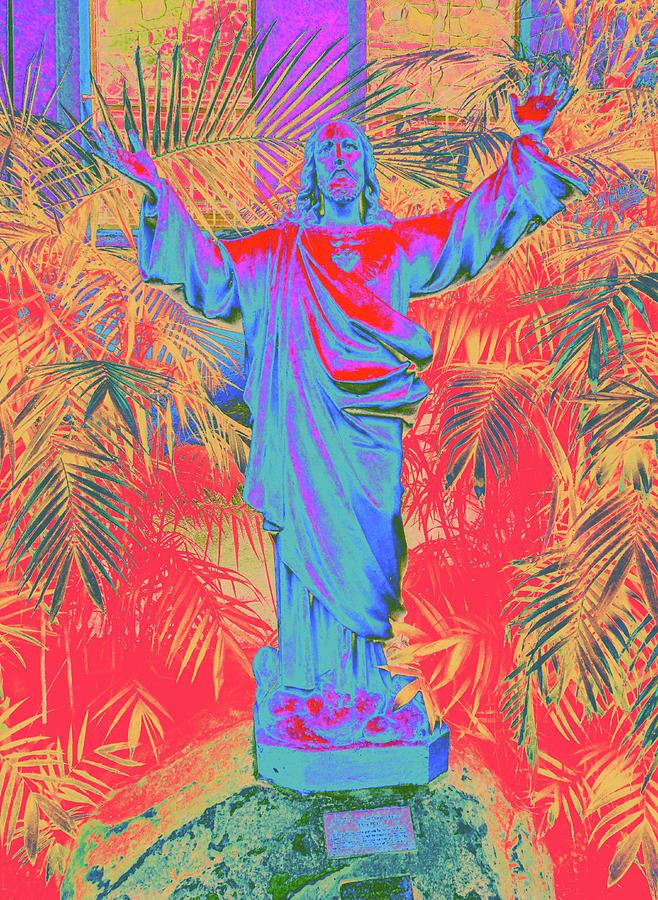 Jesus by Steve Fields
