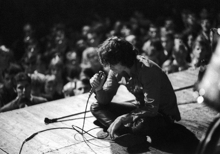 Jim Morrison Photograph by Michael Ochs Archives