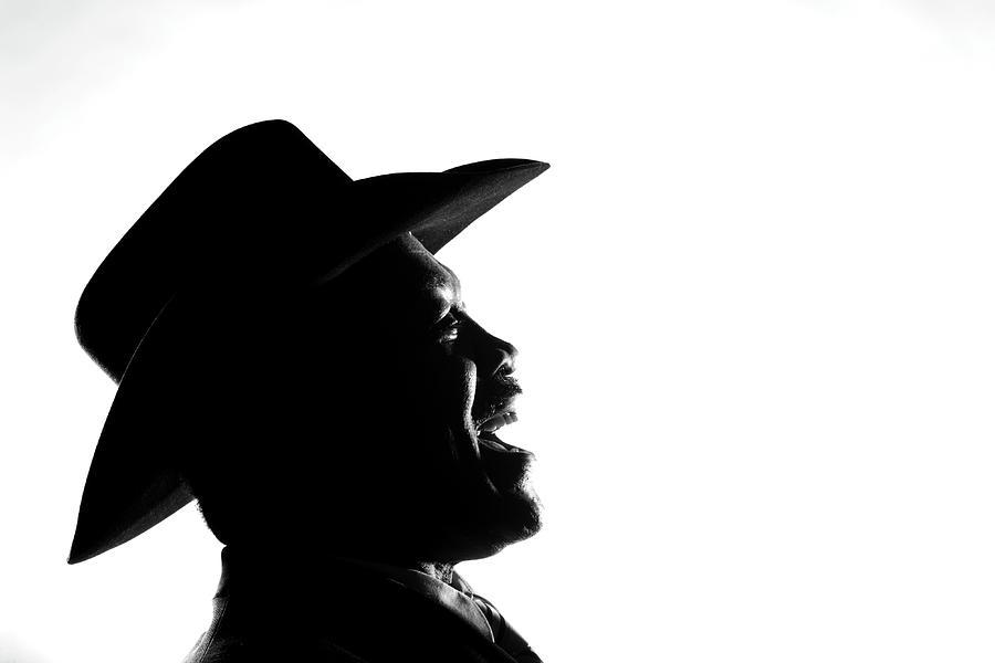 Joe Frazier Portrait Session Photograph by Al Bello