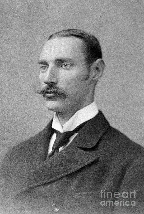 John Jacob Astor Iv Photograph by Bettmann