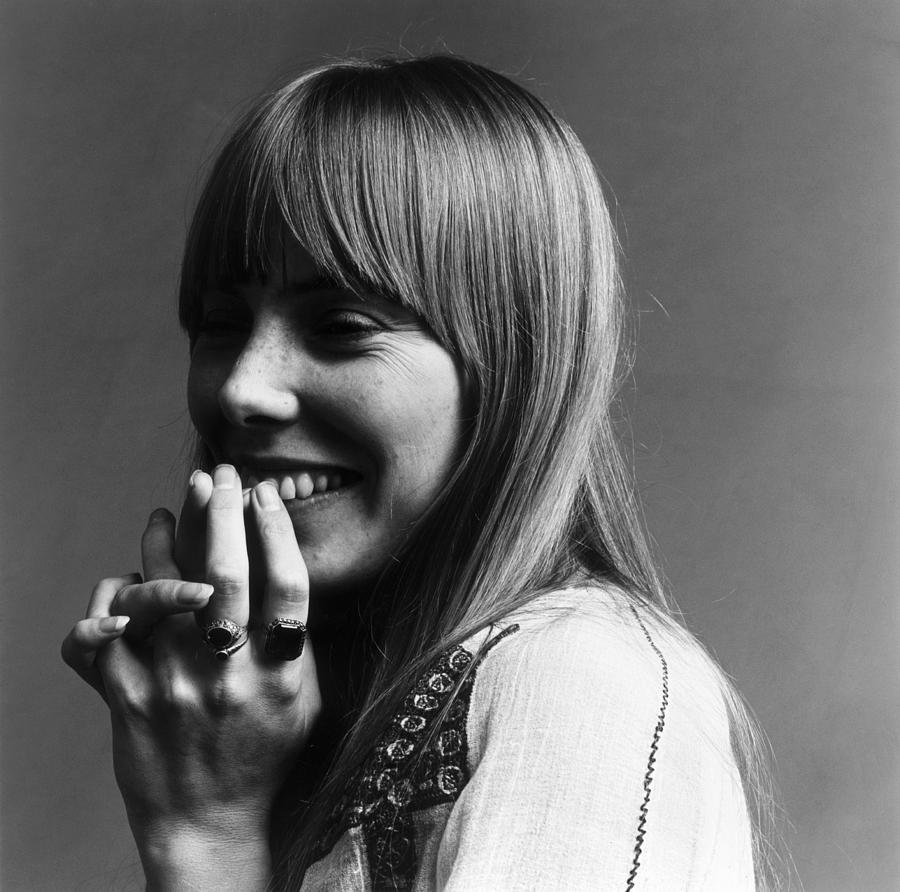Joni Mitchell Photograph by Jack Robinson