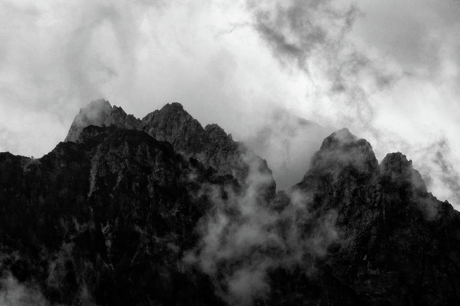 Julian Alps by Ian Middleton