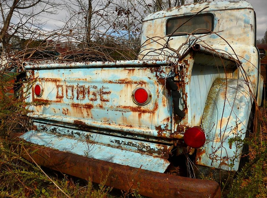 Rural Photograph - Junkyard Chronicles by James Calemine
