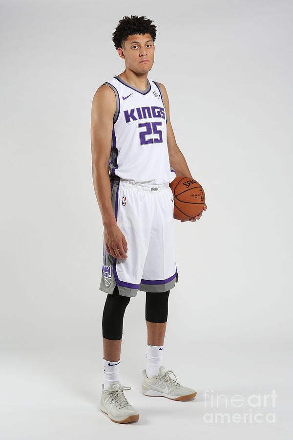 Justin Jackson Rookie Shoot Photograph by Steve Yeater