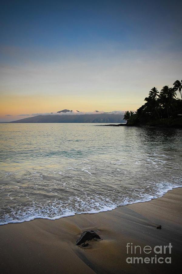 Kahana Sunrise Photograph By Kelly Wade