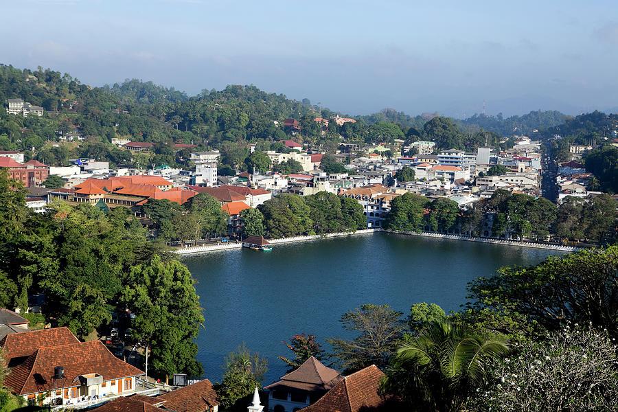 Kandy, Sri Lanka Photograph by Laughingmango