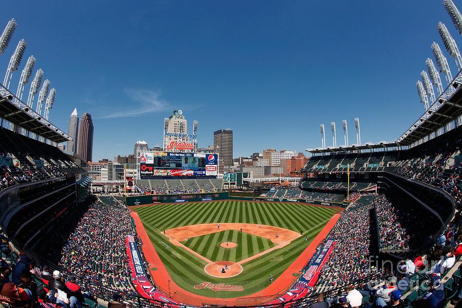 Kansas City Royals V Cleveland Indians Photograph by Joe Robbins