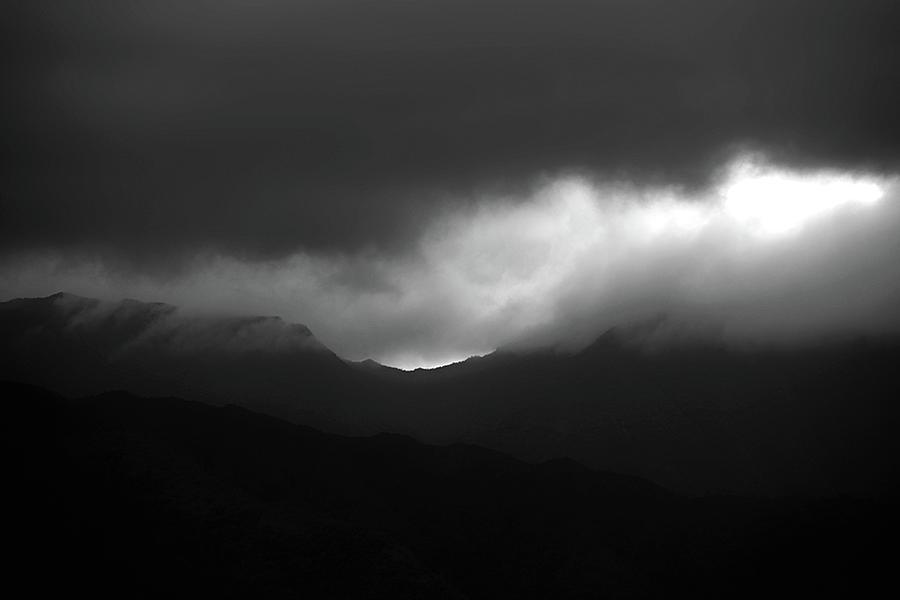 Kauai Mountains by Eric Wiles