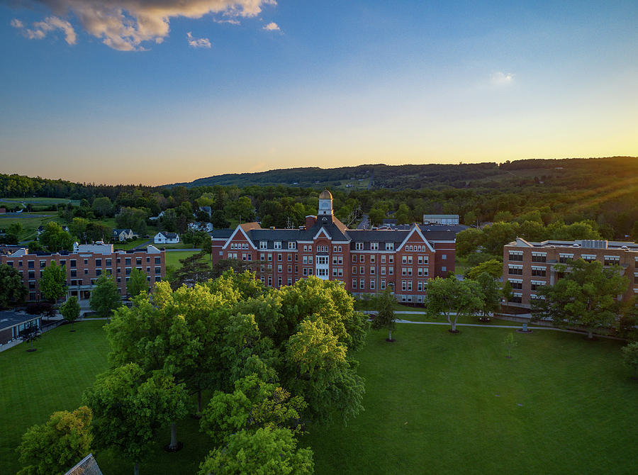 Keuka College June 2019 by Ants Drone Photography